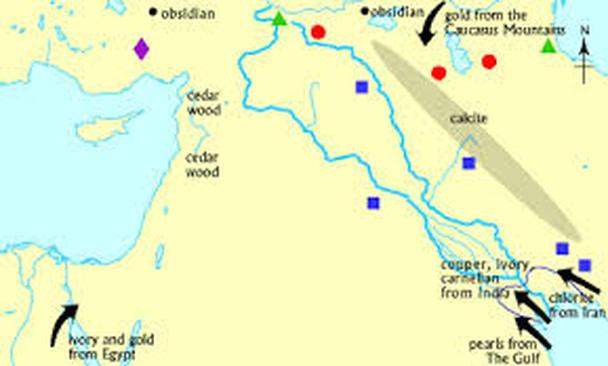 Mesopotamia Maps Dr Kilgores World